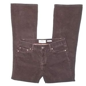 Old Navy Brown Stretch Cords, 6